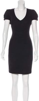 L'Agence Knee-Length Sheath Dress