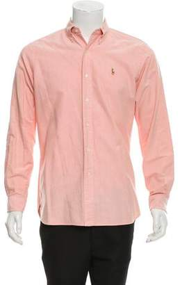 Ralph Lauren Polo Classic Fit Button-Down Shirt