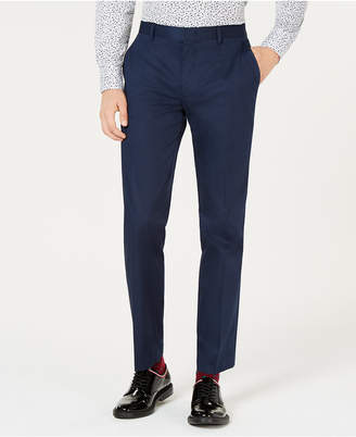 INC International Concepts I.n.c. Men's Collins Regular Fit Dress Pants, Created for Macy's