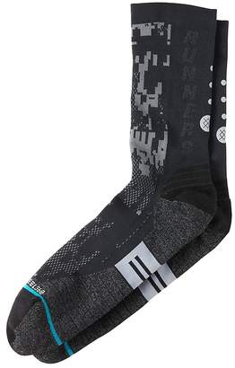 Banana Republic Stance | Prism Run Compression Crew Sock