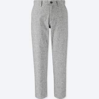 Uniqlo WOMEN Cotton Linen Relaxed Pants