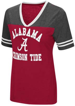 Colosseum Women's Alabama Crimson Tide Whole Package T-Shirt