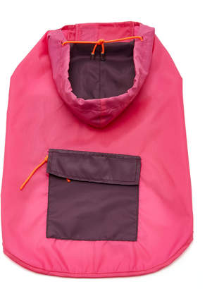 Ware of Dog Medium Colorblock Anorak Raincoat
