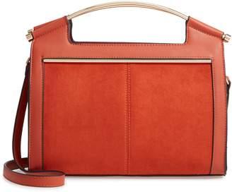 Topshop Leather Handbags - ShopStyle abb5829f9591a