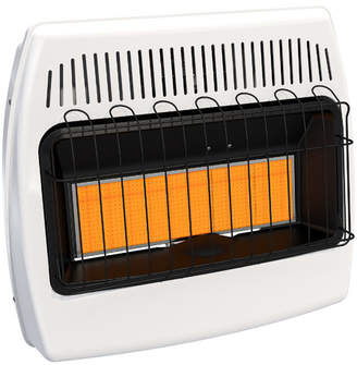 Dyna-Glo 30,000 BTU Wall Mounted Natural Gas Manual Vent-Free Heater
