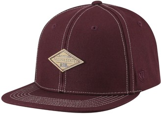 Top of the World Adult Arizona State Sun Devils Springlake Adjustable Cap