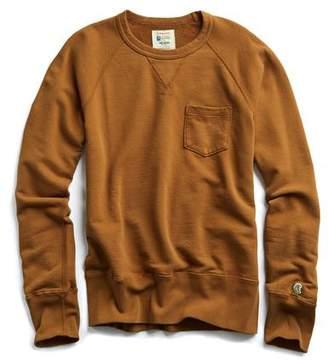 Todd Snyder + Champion Classic Pocket Sweatshirt in Chestnut