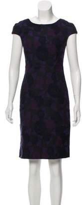 Christian Dior Wool Sheath Dress