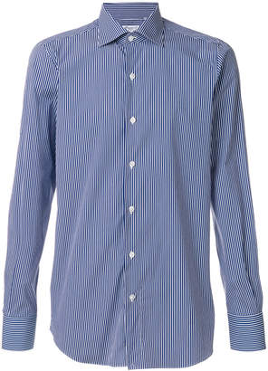 Finamore 1925 Napoli striped shirt