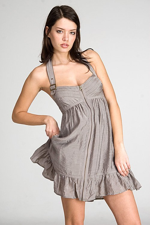 LaROK Parachute Party Sand Dress