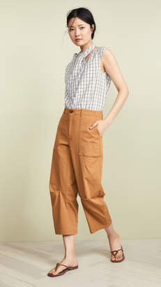 Sea Tinley Relaxed Twill Pants