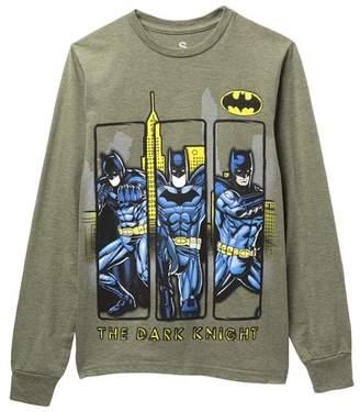 Dx-Xtreme Long Sleeve Batman Tee (Big Boys)