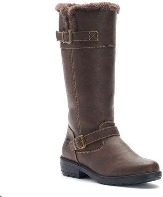 Totes Suzanne Women's Waterproof Winter Boots $89.99 thestylecure.com