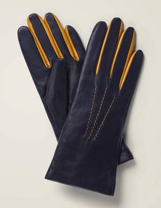 Boden Leather Gloves