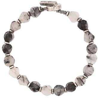 beaded Axiom bracelet