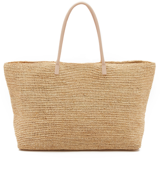 Hat Attack Luxe Tote $156 thestylecure.com