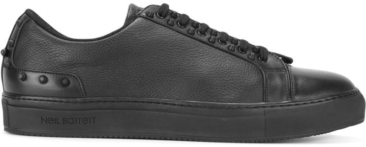 Neil Barrett City studded sneakers