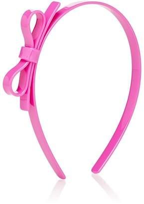 Lilies & Roses NY Thin-Bow Headband