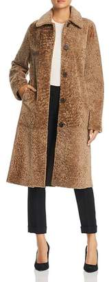 Maximilian Furs x Lamb Shearling Long Coat - 100% Exclusive