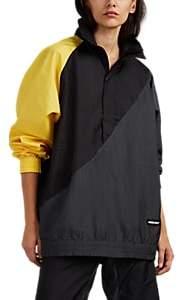 Ambush Women's Colorblocked Tech-Taffeta Track Top - Yellow