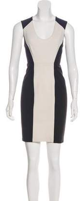 Robert Rodriguez Colorblock Sheath Dress