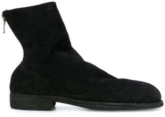 Guidi Reverse ankle boots