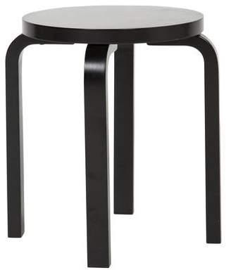Artek Alvar Aalto E60 Lacquered Stool