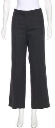 J Brand Wool Wide-Leg Pants