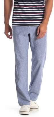 Perry Ellis Lindn Blend Drawstring Pants