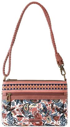 The Sak 106652 Artist Circle Zip Top Crossbody Bag