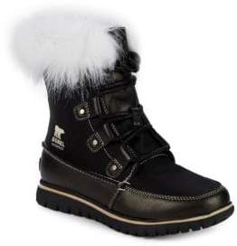 Sorel Cozy Joan Faux-Fur Boots