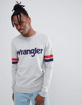 Wrangler Retro Logo Sweatshirt