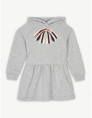 Gucci Hooded sweat dress (6-36 months)