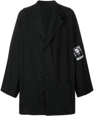 Yohji Yamamoto lightweight jacket