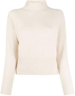YMC knitted wool jumper