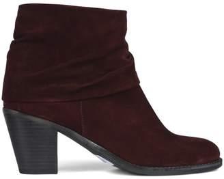 Kennel + Schmenger Kennel & Schmenger Dumaurier Black Suede Ankle Boots