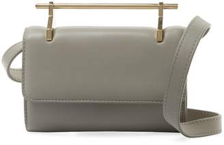 M2Malletier Women's Fabricca Mini Leather Satchel