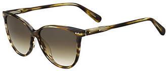 Bobbi Brown The Patton-S 55mm Rectangular Sunglasses