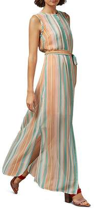 Ted Baker Canpar Candy Striped Dress