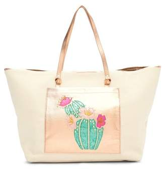 Foley + Corinna East West Canvas Tote
