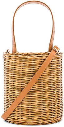 Aranaz Jean Bucket Bag