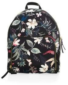 Kate Spade Watson Lane Botanical Hartley Backpack
