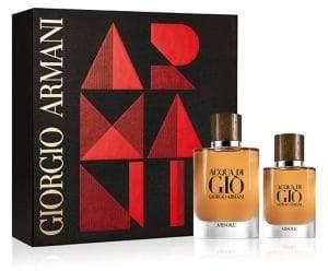 Giorgio Armani Acqua Di Gio Homme Absolu Holiday Two-Piece Gift Set