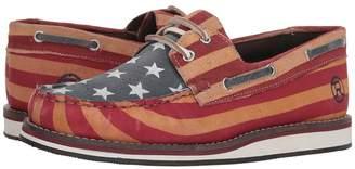 Roper American Beauty Moc Women's Slip on Shoes