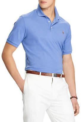 Polo Ralph Lauren Custom Slim-Fit Soft-Touch Polo