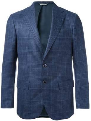 Fashion Clinic Timeless plaid blazer