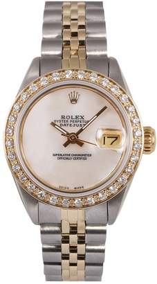 Rolex Vintage Lady DateJust 26mm White gold and steel Watches