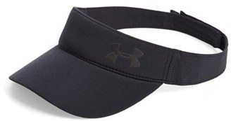 Women's Under Armour 'Fly Fast' Visor - Black $19.99 thestylecure.com
