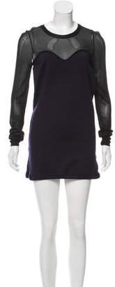 Isabel Marant Contrasted Mini Dress