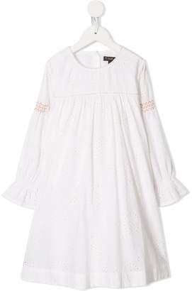Velveteen Marina broderie anglaise boho dress